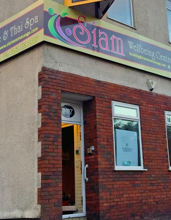 Siam Traditional Thai Massage & Spa in Prestwich Manchester